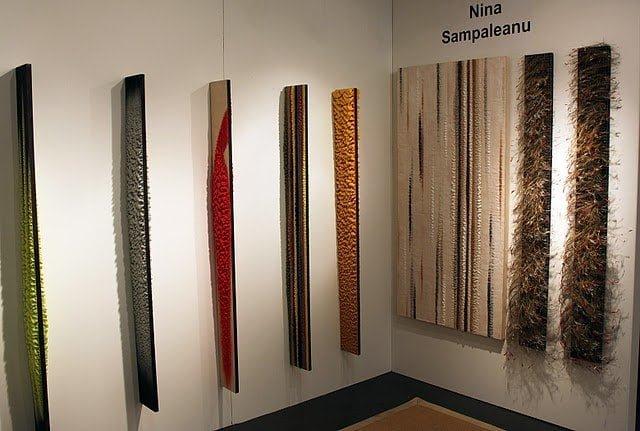 Nina Sampaleanu Encaustic Artist