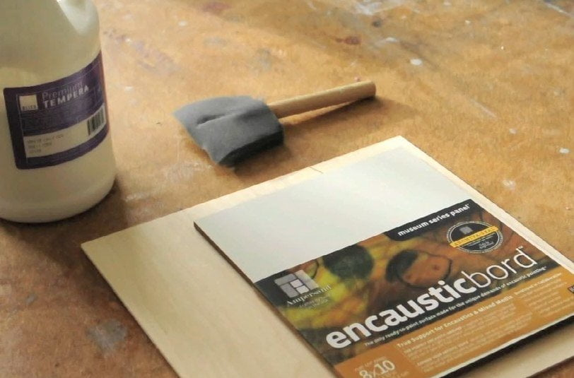 Photo Encaustic Substrates