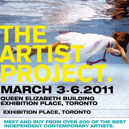 10 Toronto Encaustic Artists at The Artist Project