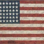 Jasper Johns Encaustic Flag