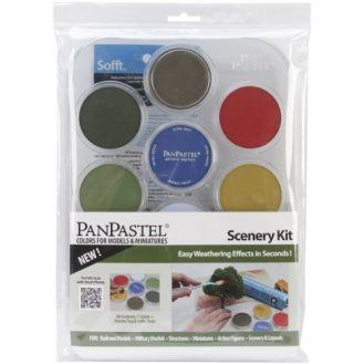 Colorfin PanPastel Ultra Soft Artist Pastel Set