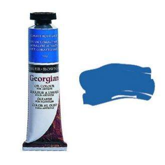 Daler-Rowney Georgian Oil Colors, 38ml, Primary Cyan (111014142)