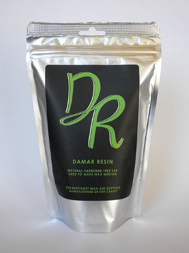 Damar Resin 16 oz Resealable Bag