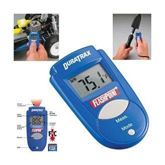 Duratrax DTXP3100 FlashPoint Infrared Temperature / Temp Gun : Airplane Engine