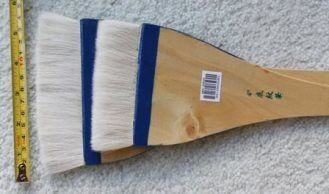 "Encaustic Hake Brush Set (4"" & 5"")"
