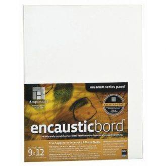 "Encausticbord Painting Panel Size: 5"" H x 7"" W (Pack of 3)"