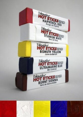 Hot Sticks Primary Set