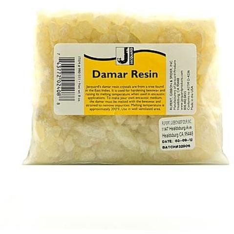 Jacquard Damar Resin 2 pcs sku# 1846529MA