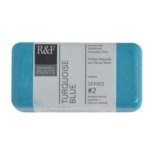 RF-Encaustic-40ml-Paint-Turquoise-Blue-0