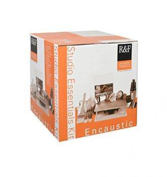 R&F Encuastic Paints Studio Essentials Kit