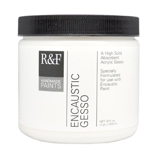 RF-Handmade-Paints-Encaustic-Gesso-16-Ounce-0