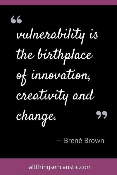 vulnerability-creativity