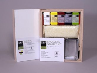 R&F Encaustic Starter Kit 1941