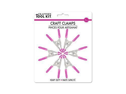 Crafters-Toolkit-CT530-6-Piece-Craft-Clamps-Heavy-Duty-0
