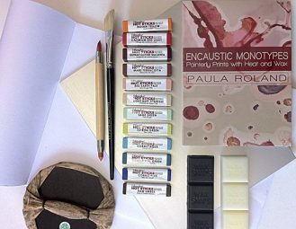 Encaustic-Monotype-Starter-Set-with-DVD