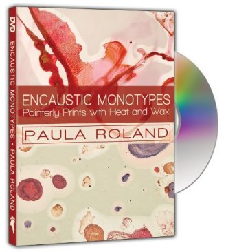 Encaustic Monotypes DVD