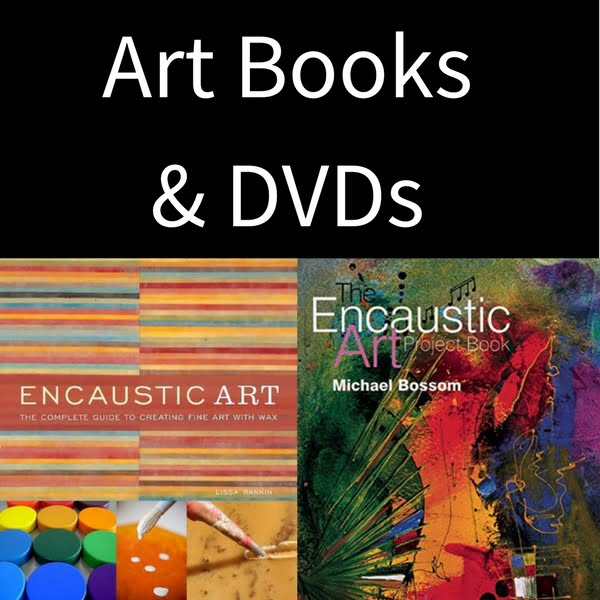 Art Books & DVDs