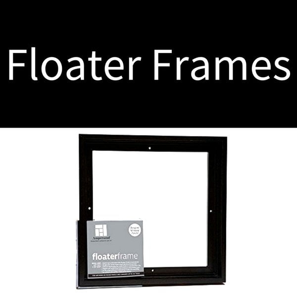 Floater Frames