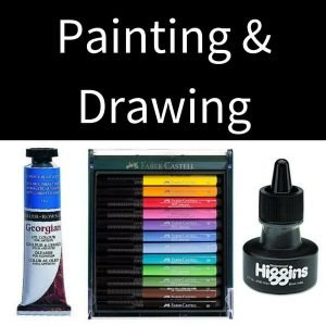 Painting, Drawing & Mark-making