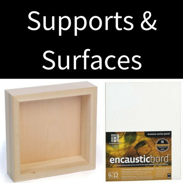 Supports and Surfaces