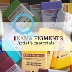 Kama Pigments Artist's materials