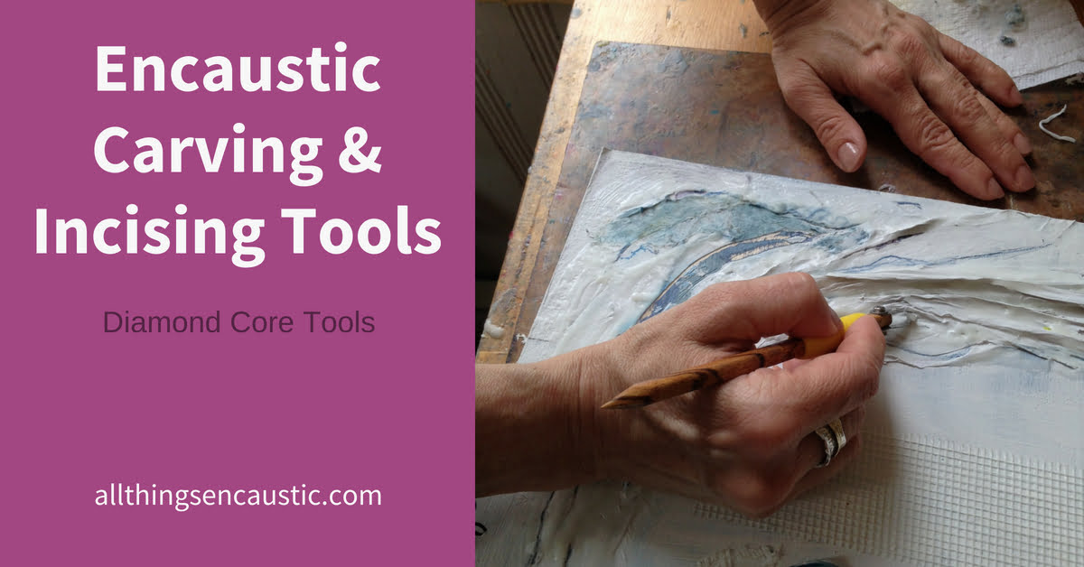 Encaustic Carving & Incising Tools