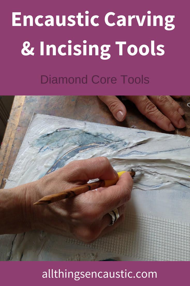 Encaustic Carving & Incising Tools