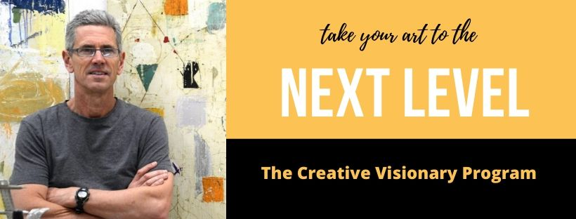 Take your art to the Next Level The Creative Visionary Program